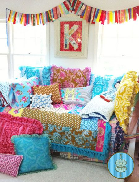 Love these fabrics!
