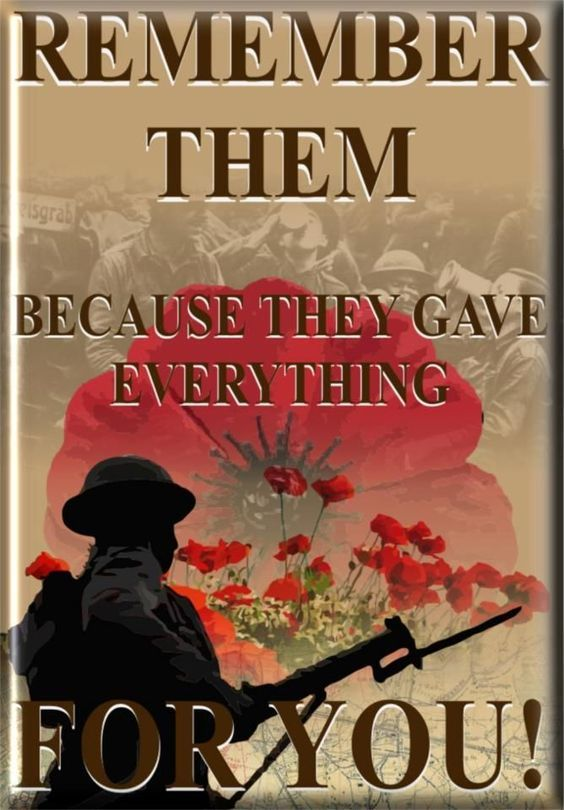 Remembrance Day Sayings Canadian The story Of Poppy ...