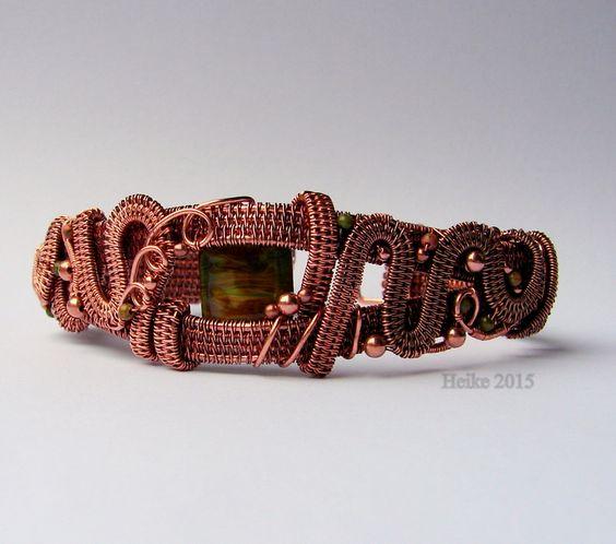 Sarah Thompson's Layered Bracelet