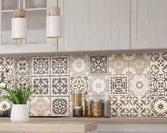 Pin By Emily On Cuisine In 2020 Wood Tile Shower Tile Stickers Kitchen Clean Kitchen Floor