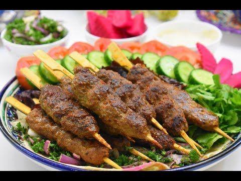 تفضلوا هون الطعم خطير وبشكل جديد نقانق كباب لا يخطر على بالكم متل شاورما اللحم تقريبا Sausage Youtube Food Meat Recipes Kebab
