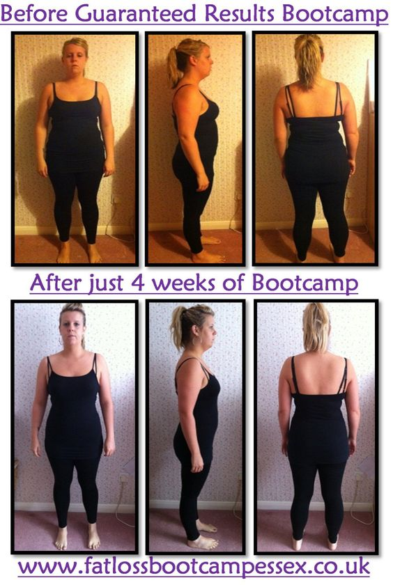 Imagine, you could have results like Tracy Hicks after only 4 weeks of bootcamp. Doesn't she look great!? http://www.fatlossbootcampessex.com/