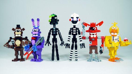 Build Bonanza Legos