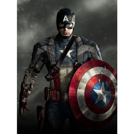Avenger Love ❤ liked on Polyvore featuring marvel, avengers, captain america, people and steve rogers