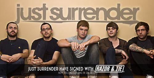 Just Surrender