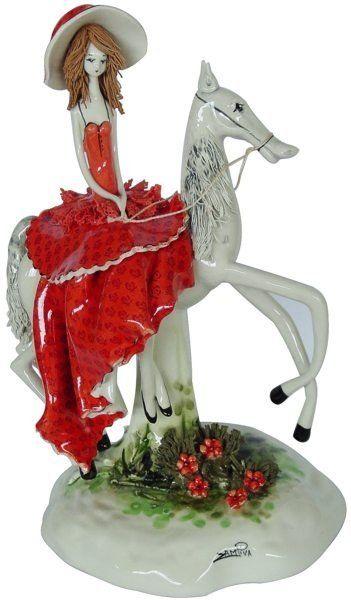 Figurines the Italian designer Lino Zampiva