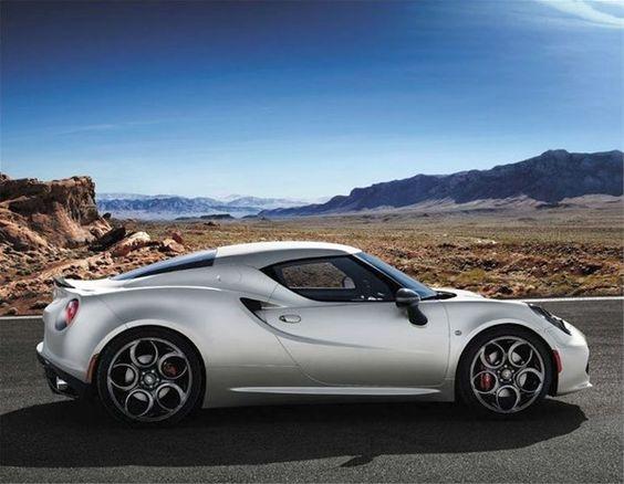 Diferencias estéticas - 3. Alfa Romeo 4C