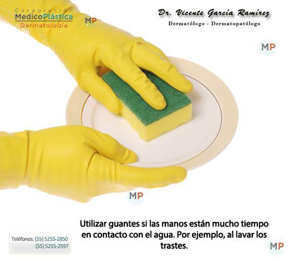 Cuida tus manos.