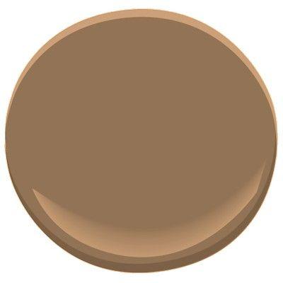 Brown Paint Colors Benjamin Moore And Brown On Pinterest