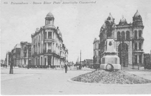 Recife em fotos dos séculos XIX e XX. - SkyscraperCity