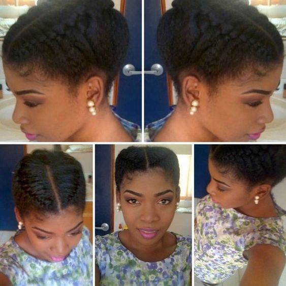 braded hair styles protective styles cornrows and hair on 8945