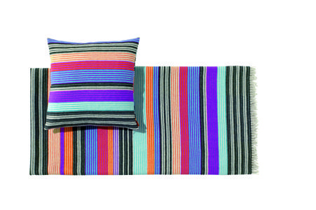 Erode throw MissoniHome  classic colours....