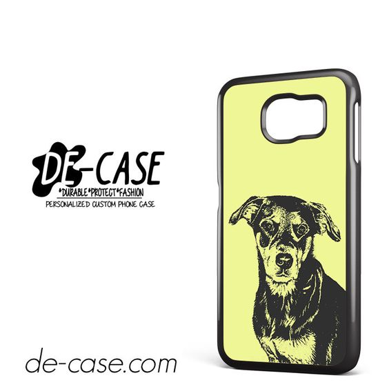 Dog Sketch DEAL-3552 Samsung Phonecase Cover For Samsung Galaxy S6 / S6 Edge / S6 Edge Plus