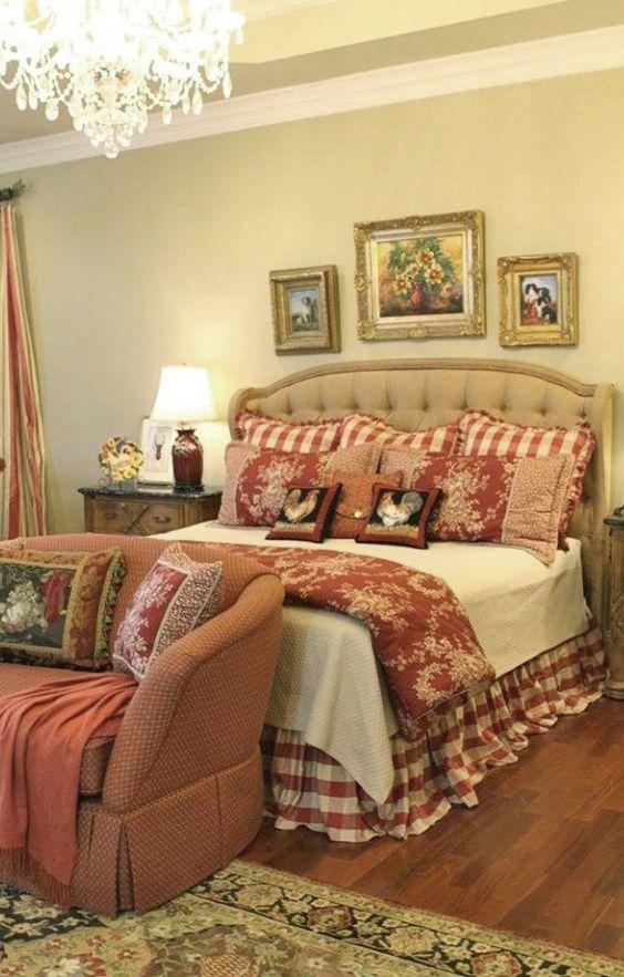 Charming Romantic Bedroom