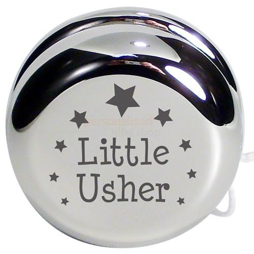 Little Usher YoYo  from Personalised Gifts Shop - ONLY £10.45