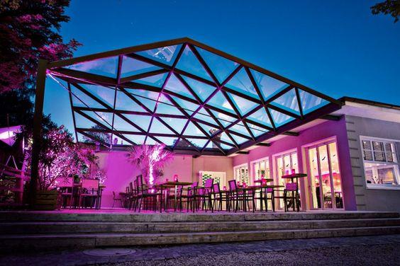 FISCHER ammersee, Restaurant, Biergarten und Café direkt am Ammersee