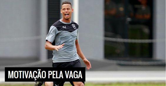 BotafogoDePrimeira: MOTIVAÇÃO PELA VAGA