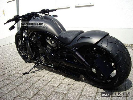 Harley Davidson Night Rod 2012: Harley-Davidson V-Rod Night Rod