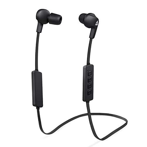 Klim Pulse Wireless Earbuds 4 1 Bluetooth Earphones With Microphone New 2019 Version Headphones Noise Reduction Per Wireless Earbuds Earbuds Earphone