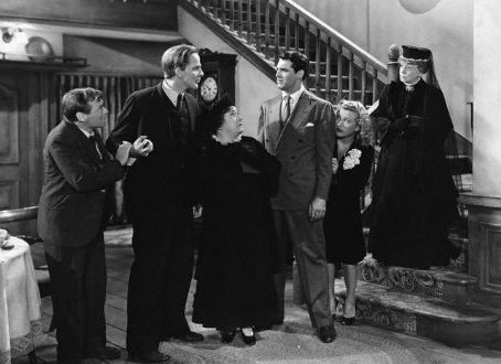 Raymond Massey - Arsenic and Old Lace (1944)