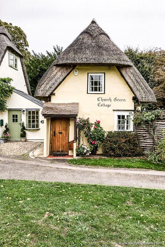 Green Roofs And Great Savings Country Cottage Decor Thatched Cottage English House