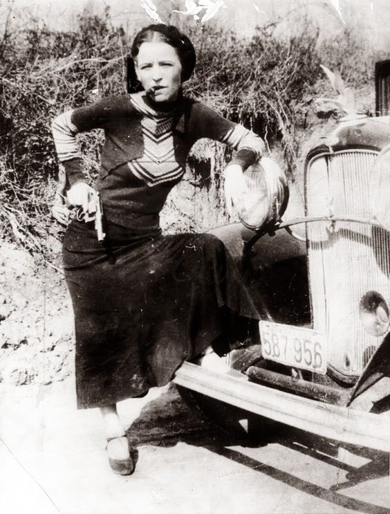 bonnie and clyde bad image As with any image, the truth behind bonnie and clyde was far from their  of a  general store, but something went wrong and the store's owner,.