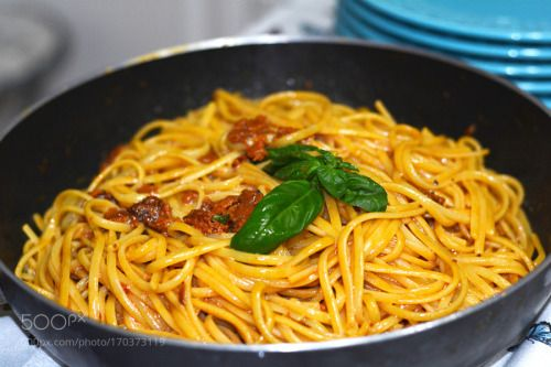 Pasta con i Ricci by Argana  IFTTT 500px