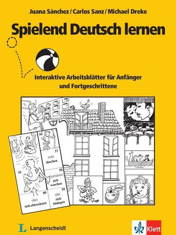 Spielend Deutsch lernen 978-3-12-606528-3 Deutsch als Fremdsprache (DaF)
