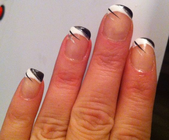 Gel nails by Candi engle