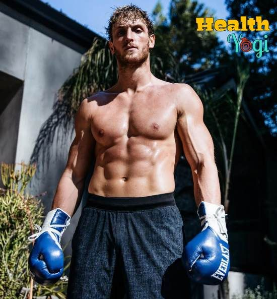 Logan Paul Workout Routine And Diet Plan [2020] - Health Yogi   Logan paul  body, Logan paul, Workout routine