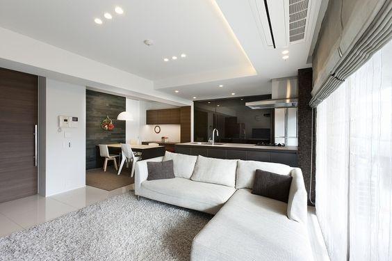 リフォーム・リノベーション会社:リノベーションカーサ「ホテルライクなモダン空間(リノベーション)」