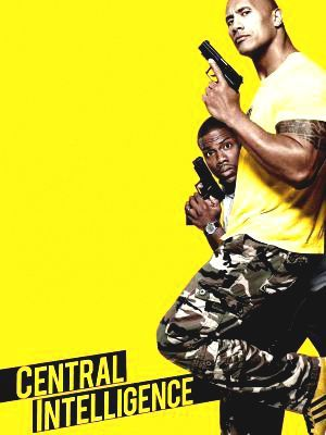 Central Intelligence Streaming