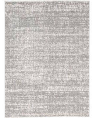 ecarpetgallery Madiba Beige/ Grey Rug (5' x 7') (Beige, Gray Cream, Gray Rug (5' x 7')), Size 5' x 7' (Polypropylene, Abstract)