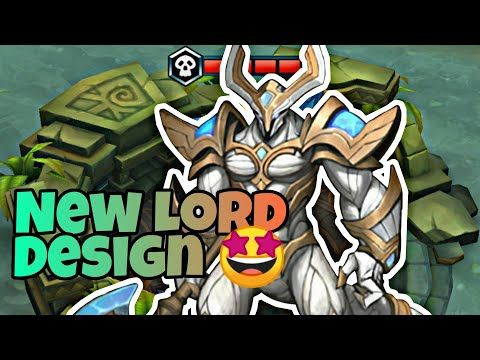 New Lord Design For Mobile Legends 2 0 Mobile Legends