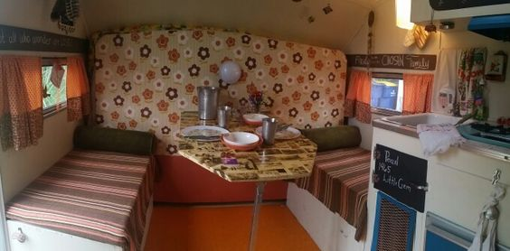 Pearl 65 little gem vintage camper #vintage ##vintagecamper