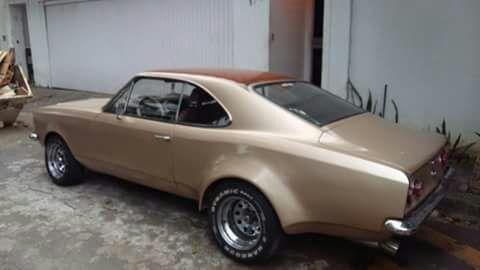 Gm Chevrolet Opala 1977 De Luxo 4 4i Carro De Malandro Opalas Chevrolet Opala