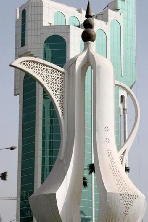 Doha qatar modern architecture buildings pinterest for Architecture qatar