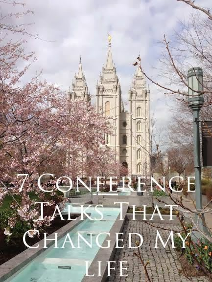 Miss Bountiful: 7 Conference Talks that Changed My Life