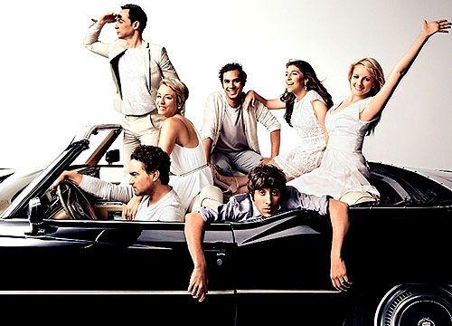 Leonard Hofstadter & Sheldon Cooper & Penny & Howard Wolowitz & Raj Koothrappali & Bernadette Rostenkowski & Amy Farrah Fowler