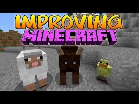 5 Game Improving Datapacks Minecraft 1 13 2 Datapack Showcase Minecraft Servers Web Msw Channel Minecraft Mods Minecraft Silk Touch