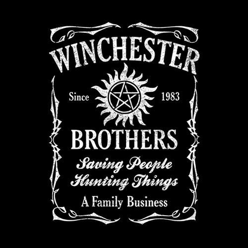 Winchester Brothers T Shirt Supernatural Wallpaper Supernatural Funny Supernatural Background
