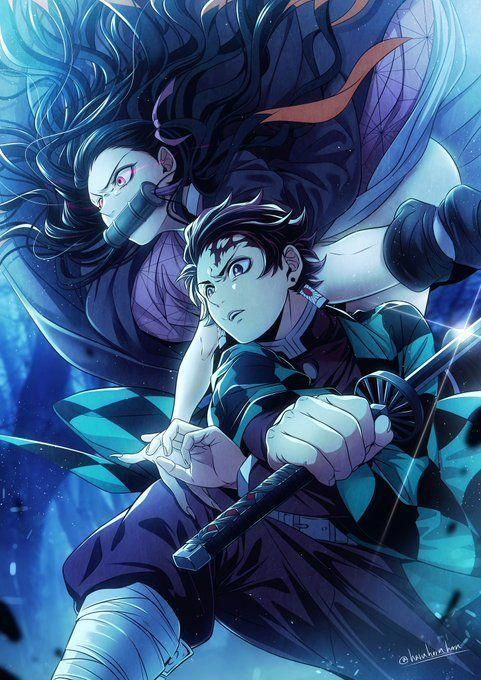 Pin By Michelle Nguyen On Anime In 2020 Anime Demon Anime Anime Wallpaper
