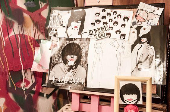 Direção: Diana Monteiro  /  Foto: Taissa Sterim  /  Modelo: Talitha Rossi  /  Produção: Gabriela Alcantara  /  Videomaker: Patricia Feitosa  http://valentinamag.com/edicao-2/#pagina3