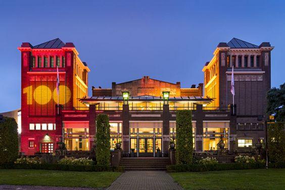 Braaksma & Roos Architectenbureau - Concertgebouw De Vereeniging - voorgevel