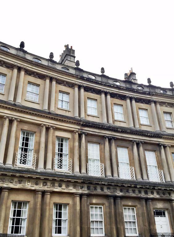 A Weekend Trip to Bath, England | The Fresh Exchange