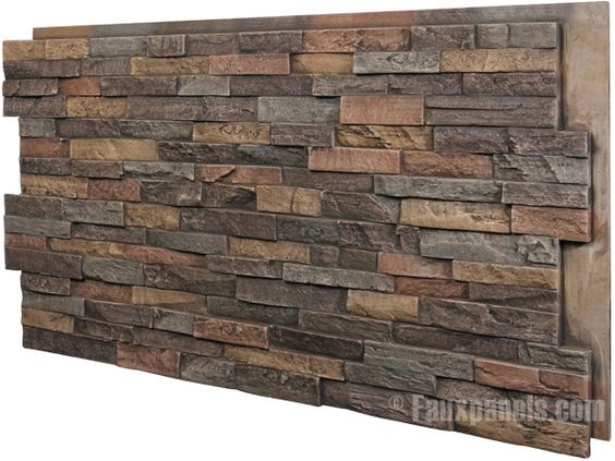 Indoor Stone Veneers Interior Stacked Stone Without The Stone Home Decor