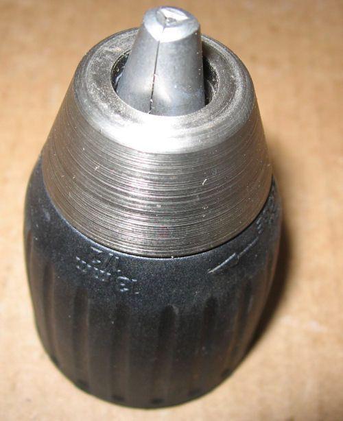Jacobs 1 2 Keyless Quick Change Handtite Drill Bit Chuck 31731 1 2 20 Mount Jacobs Drill Chucks Electric Drill Drill Bits