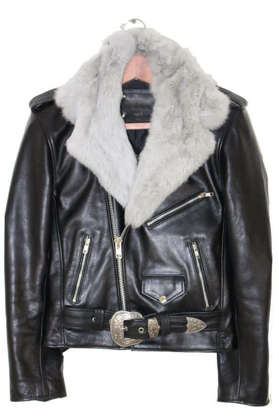 Wolfpack Jacket by Understated Leather Forever obsessed with this jacket