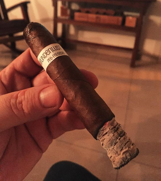 Wunder|Lust Robusto Pre- Release by chiefhava