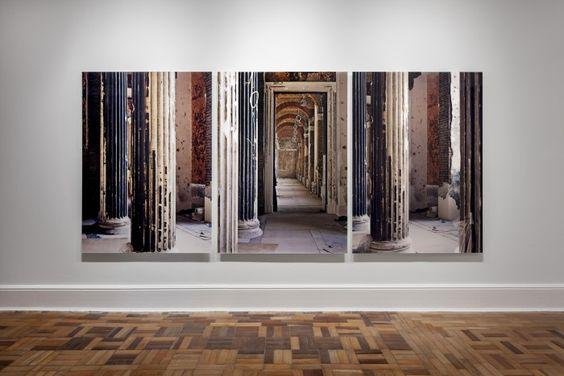 Enclosure, de Thomas Florschuetz. Foto: Eduardo Eckenfels. Divulgação.